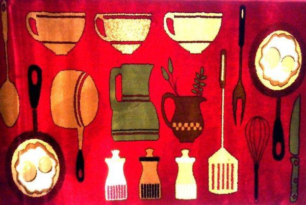 أدوات تنظيم المطبخ - سجادة مطبخ