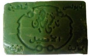 صابون طبيعي للبشرة - صابونة نابلسي شاهين بزيت الزيتون