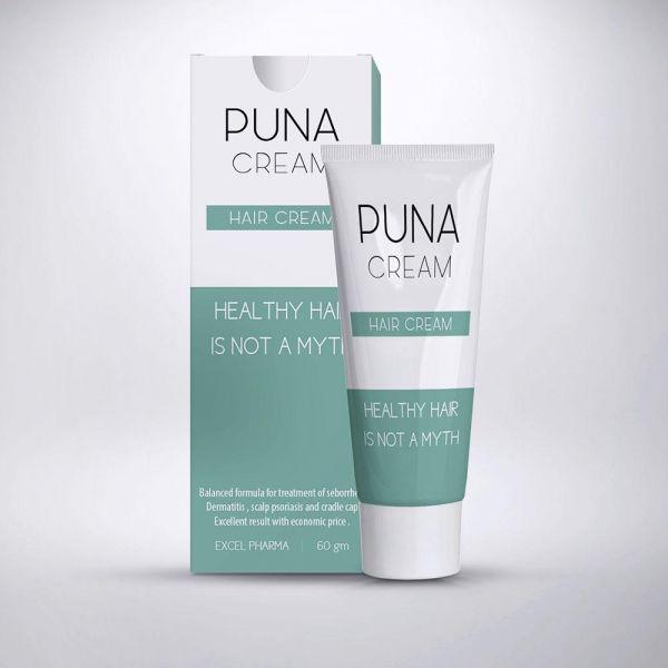 منتجات العناية بالشعر الدهني - كريم بونا لعلاج قشرة الشعر الدهني