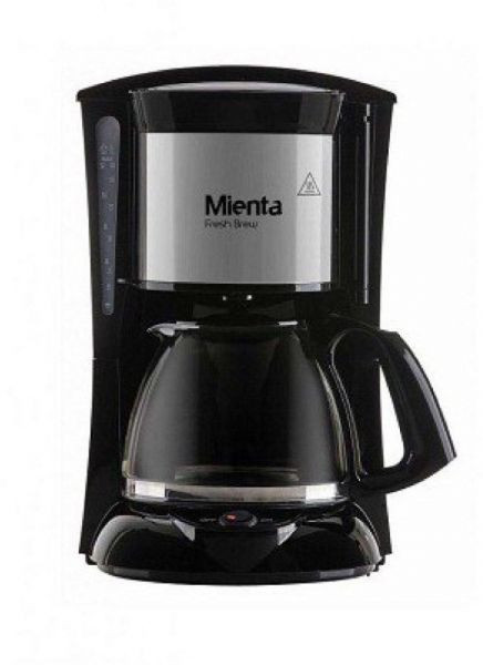 أفضل ماكينات صنع القهوة - ميانتا ماكينة قهوة مفلترة مسحوق أسود - CM31316A