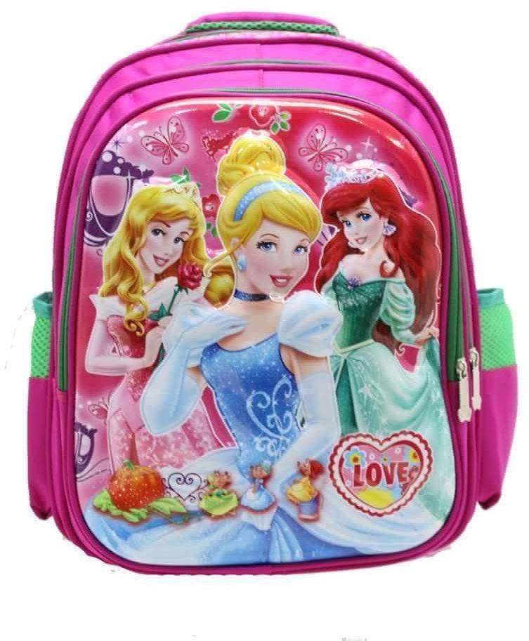 حقائب مدرسية للأطفال - حقيبة برسومات