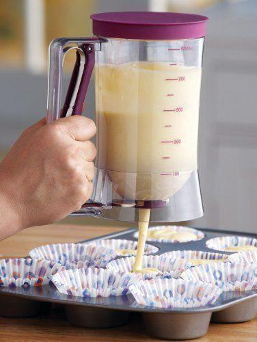 أدوات صنع الحلويات - وعاء بمقياس مدرج