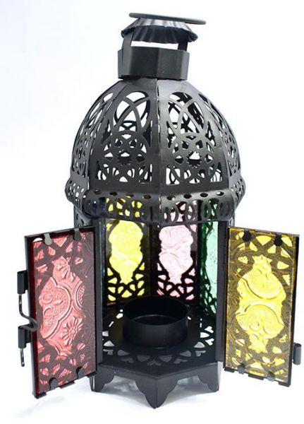تزيين المنزل في رمضان - فانوس رمضان معدني