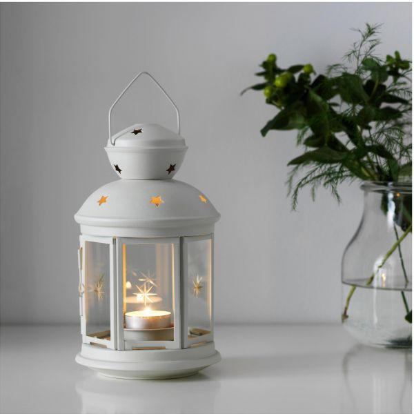 أشكال فوانيس رمضان 2019 - فوانيس رمضان المضاءة بالشموع