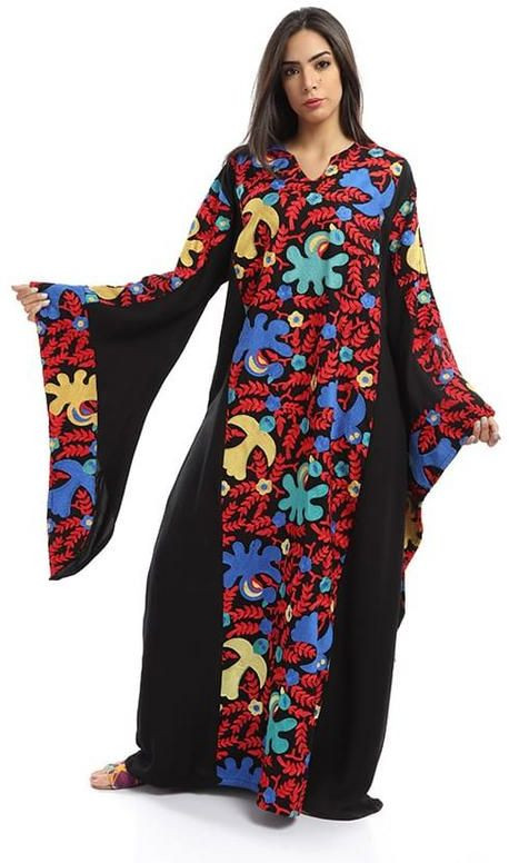 ملابس رمضانية -عباءة سيناوي