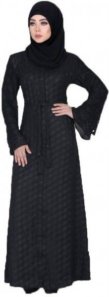 ملابس رمضانية - عباءة سوداء