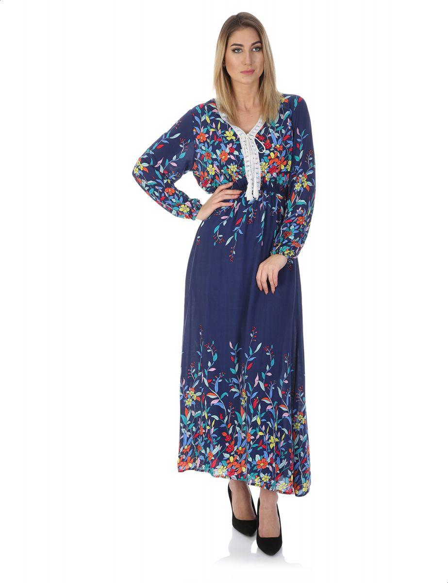 ملابس رمضانية - الفساتين الطويلة