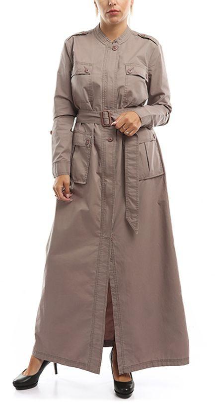 ملابس رمضانية - فستان كاجوال