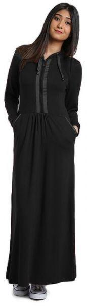 ملابس رمضانية - فستان أسود