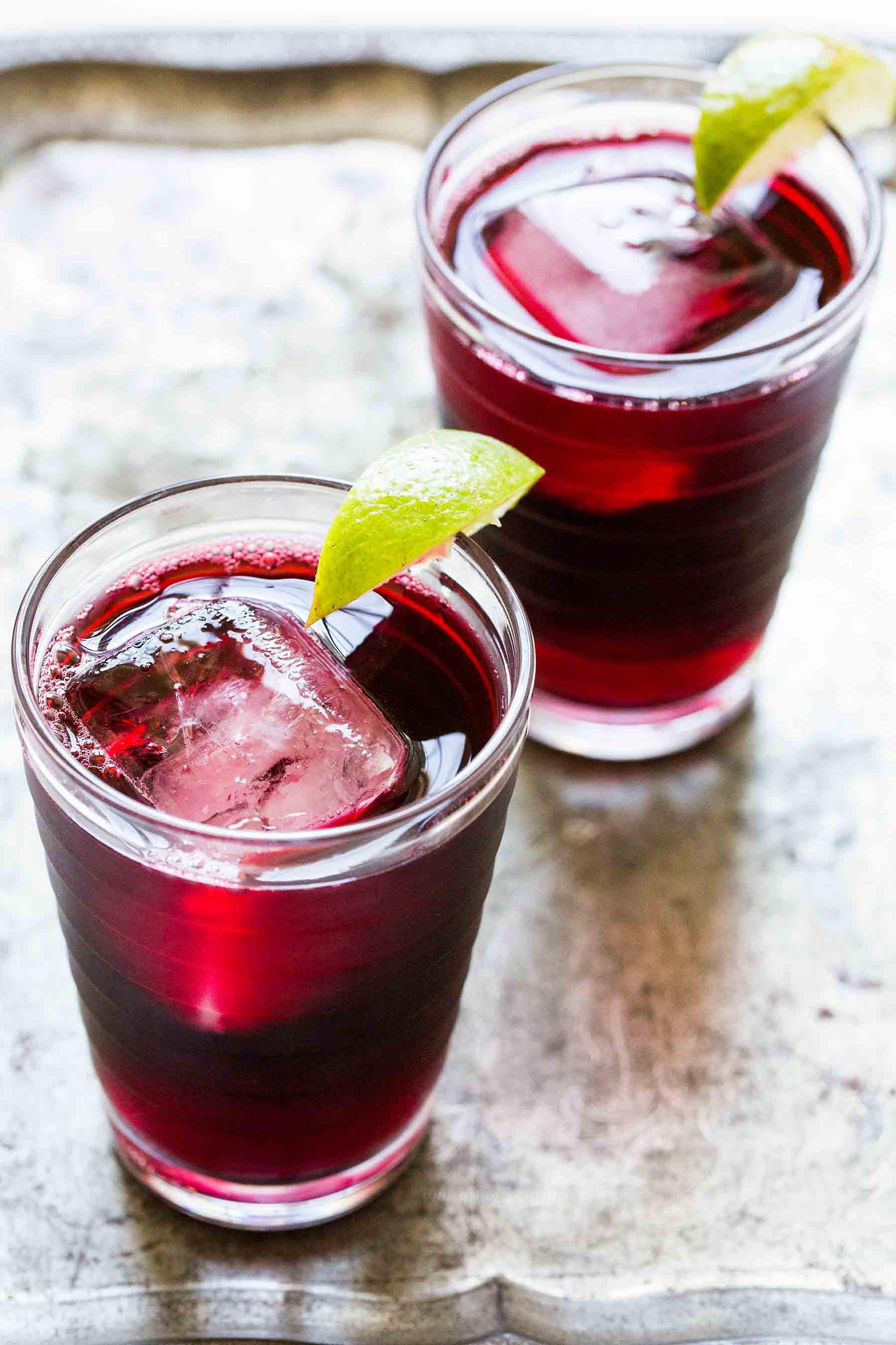 مشروبات رمضانية - عصير الكركديه