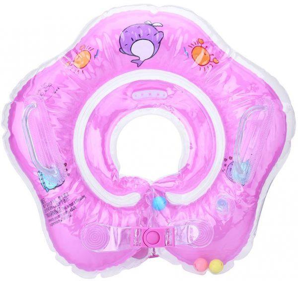 عوامات سباحة الأطفال - عوامة رقبة للرضع