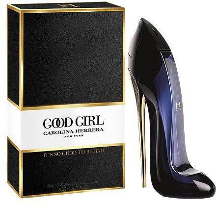 أفضل العطور النسائية - عطر جود جيرل من كارولينا هيريرا GOOD GIRL
