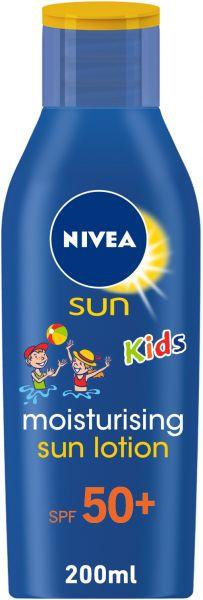 محتويات حقيبة اليد في الصيف - واقي شمس للأطفال
