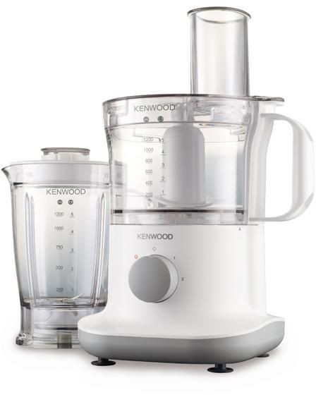 أدوات لا غنى عنها في المطبخ - محضر الطعام كومباكت موديل (FPP230) من كينوود