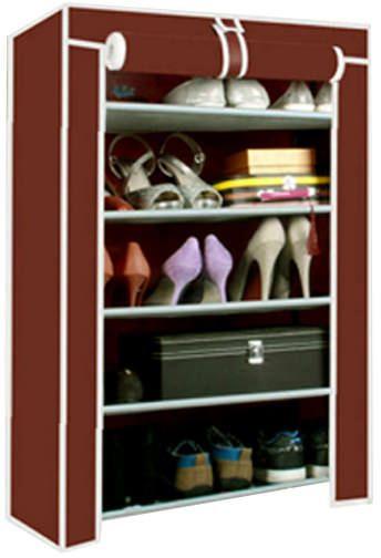 جزامات الأحذية - منظم أحذية أرفف قماش
