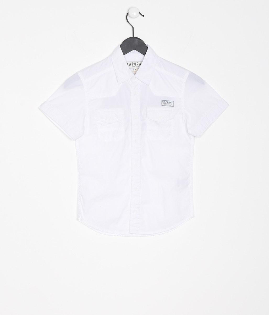 قميص-قطني-أبيض