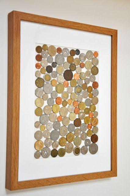 تجديد المنزل- العملات المعدنية