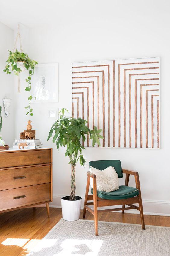 تجديد المنزل - النباتات