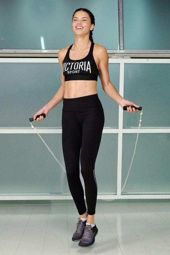تمارين رياضية في المنزل - تمرين نط الحبل