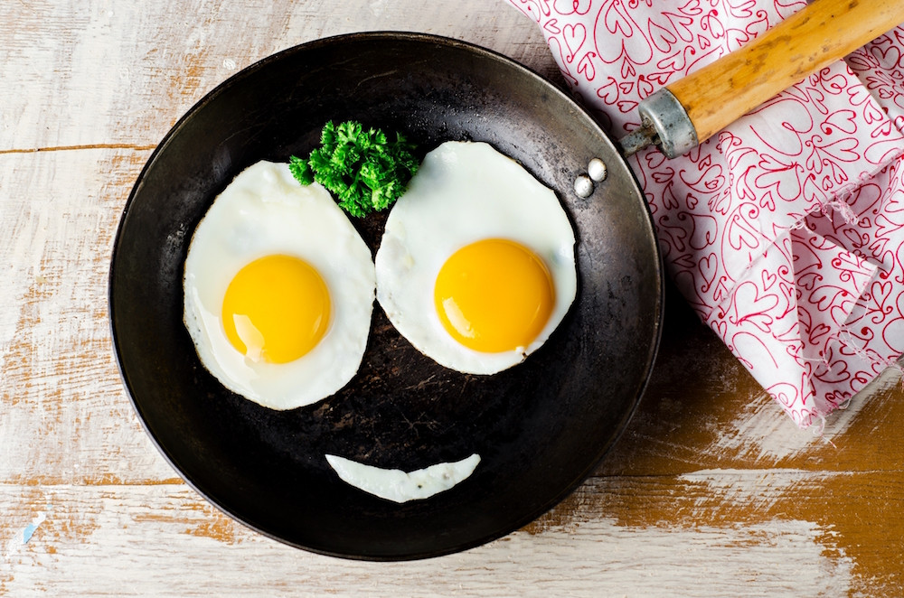 فوائد تناول البيض صباحًا