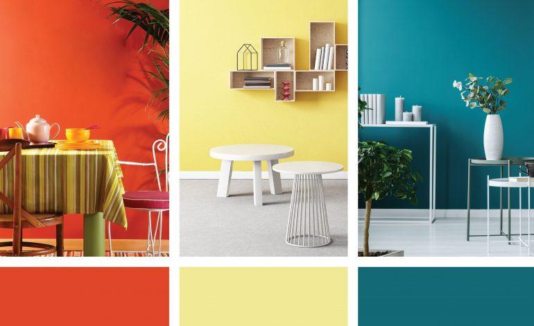 تنسيق ألوان ديكور المنزل - نصائح لاختيار ألوان ديكور المنزل
