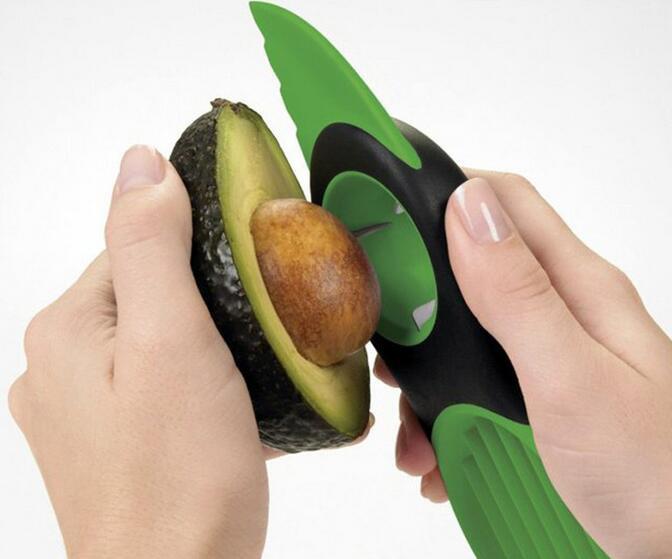 أدوات مطبخ- مقطع الأفوكادو
