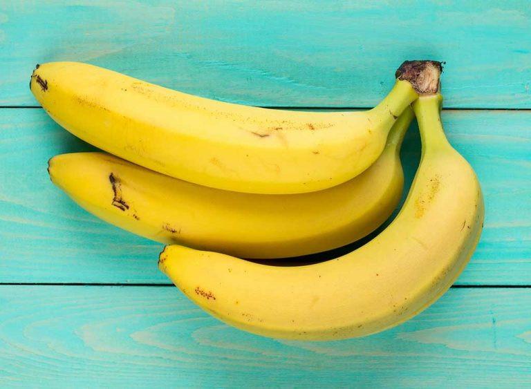 أكلات تجلب السعادة - الموز