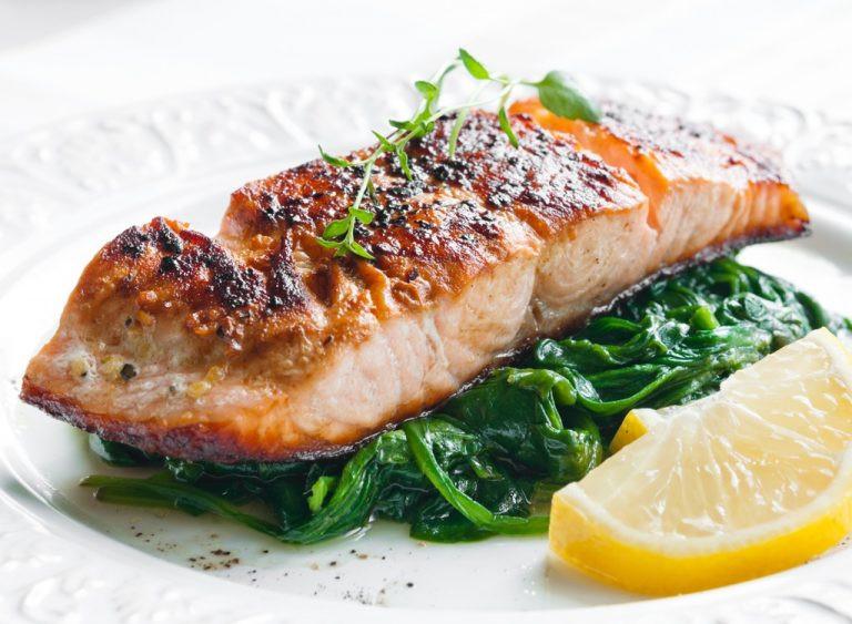 أكلات تجلب السعادة - الأسماك
