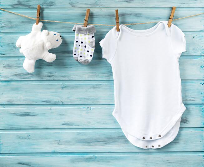 منتجات للأطفال الرضع - ملابس مقاس حديثي الولادة