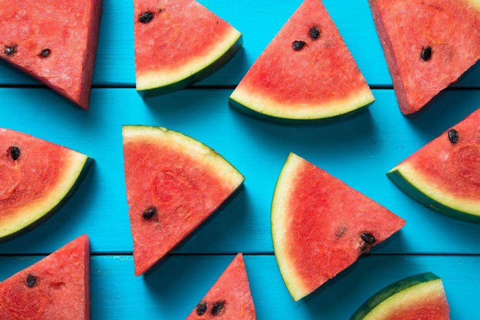 أطعمة لا تضعيها في الفريزر- البطيخ