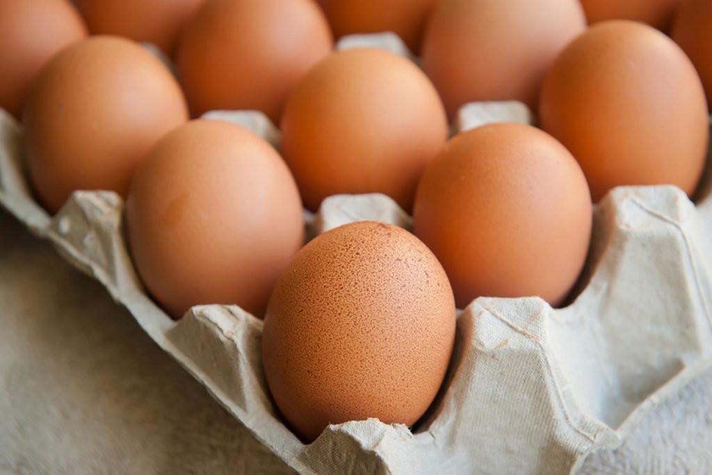 أطعمة لا تضعيها في الفريزر- البيض
