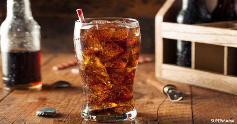 أطعمة ممنوعة قبل العلاقة الحميمة - المشروبات الغازية