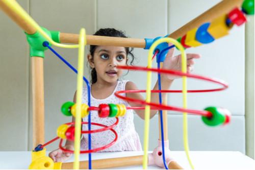 تربية الأطفال - التركيز بشكل أكبر على الأنشطة للأطفال