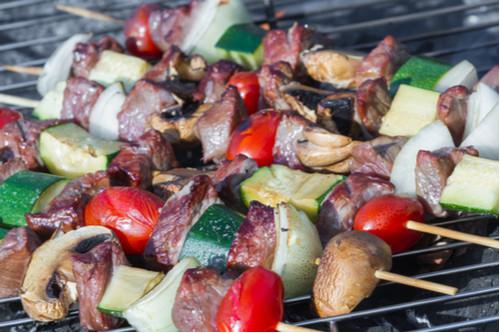 وصفات للحم الجاموسي - طريقة عمل كباب لحم الجاموس