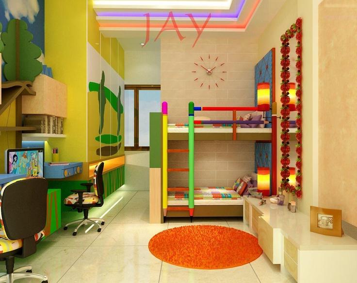 |•|.♥.|•| ديكور مبتكر بالألوان لغرف الصغار |•|.♥.|•| 20132008084751.jpg