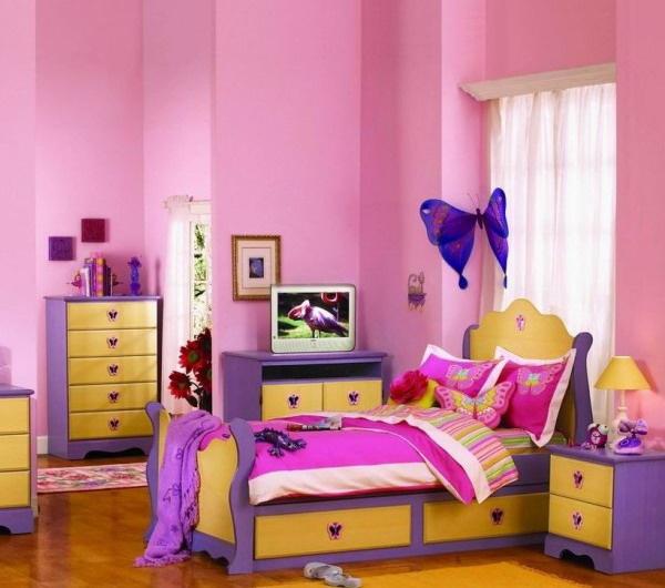 صور ديكور غرف نوم الاطفال 2015
