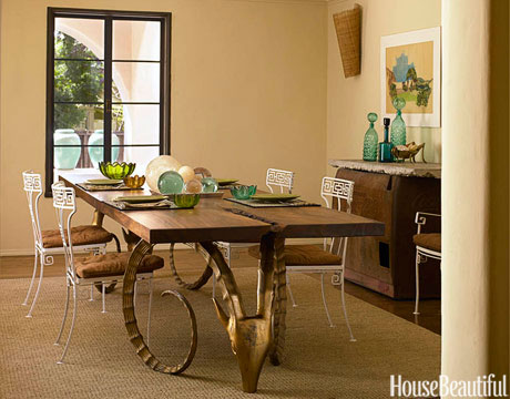 بالصور: 10 أفكار لديكور غرفة الطعام | سوبر ماما