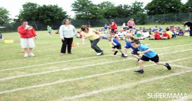 شجعي ابنك أن يمارس الرياضة
