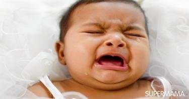 الأطفال كثيرو البكاء