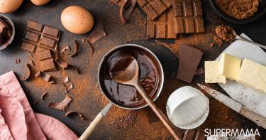 وصفات بالشوكولاتة
