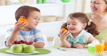 دون أن يلاحظوا: اجعلي أطفالك يتناولون طعام صحي