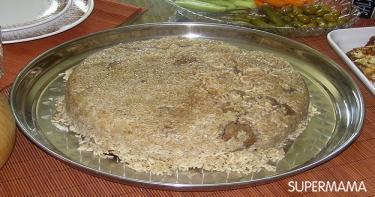 وصفات للأرز