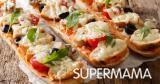 طريقة عمل سندويش البيتزا