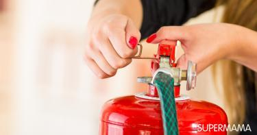 الوقاية من المخاطر المنزلية