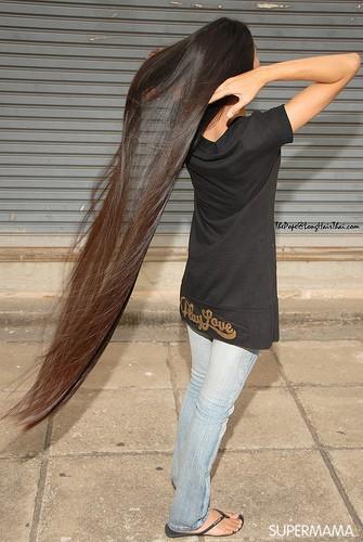 أطعمة مفيدة لتقوية وتكثيف الشعر سوبر ماما