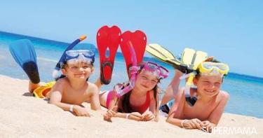 التحضير للمصيف x إجازة العيد
