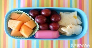 أفكار جديدة لصندوق غذاء المدرسة