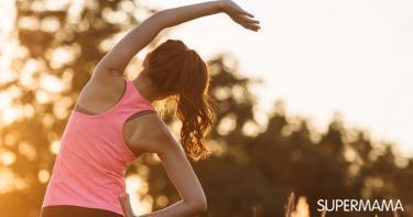 تمارين للظهر للصحة والجمال