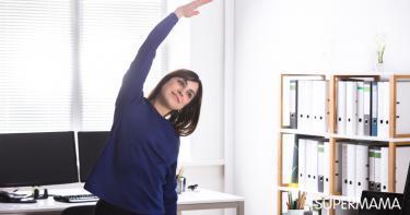 تمارين لسلامة ظهرك أثناء العمل