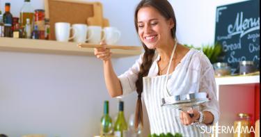 درس تعليم الطهي